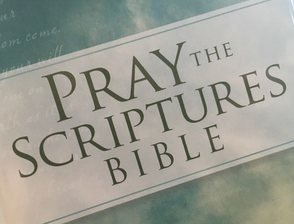 PrayTheScripturesBible