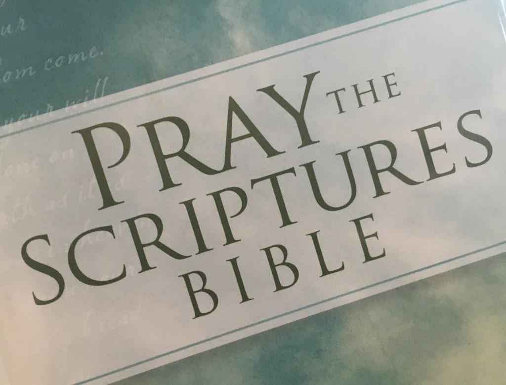 PrayTheScripturesBible